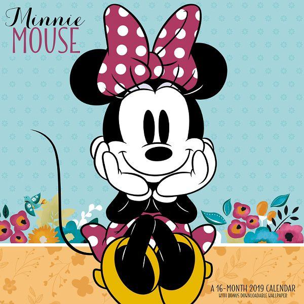 Day Dream Disney Minnie Mouse Wall Calendar - Wall Calendars