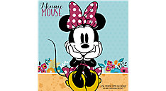 Disney Minnie Mouse Wall Calendar (Item # DDD895)