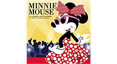 Disney Minnie Mouse 12x12 Monthly Wall Calendar (Item # DDD895)