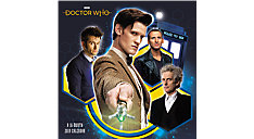 Doctor Who Wall Calendar (Item # DDD913)