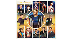 Doctor Who 12x12 Monthly Wall Calendar (Item # DDD913)