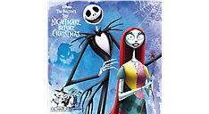 Disney The Nightmare Before Christmas 12x12 Monthly Wall Calendar (Item # DDD946)