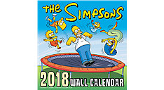 The Simpsons Wall Calendar (Item # DDD986)