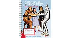 The Wizard of Oz Weekly-Monthly Planner with Tabs (Item # DDEN13)