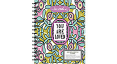 Lisa Weedn Weekly-Monthly Planner with Tabs (Item # DDEN17)