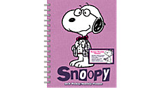 Peanuts Weekly-Monthly Planner with Tabs (Item # DDEN20)