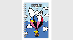 Peanuts Weekly-Monthly Planner (Item # DDEN20)