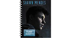 Shawn Mendes Planner with Tabs (Item # DDEN25)