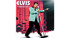 Elvis Mini Wall Calendar (Item # DDMN02)