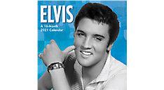 Elvis Presley 7x7 Mini Monthly Wall Calendar (Item # DDMN02)