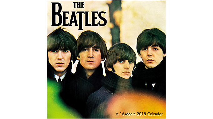 Day Dream The Beatles Mini Wall Calendar  (DDMN21)