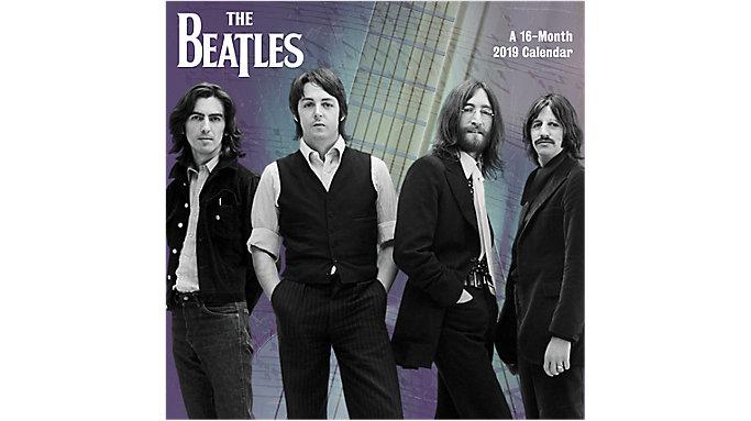 Day Dream The Beatles Mini Wall Calendar  (DDMN21)