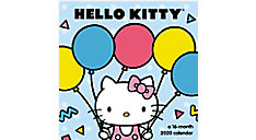 Hello Kitty 7x7 Mini Monthly Wall Calendar (Item # DDMN37)