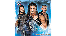 WWE Mini Wall Calendar (Item # DDMN38)