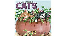 Gary Pattersons Cats Mini Wall Calendar (Item # DDMN43)