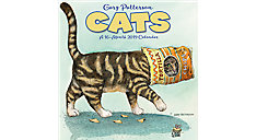 Gary Pattersons Cats Mini Wall Calendar (Item # DDMN43)