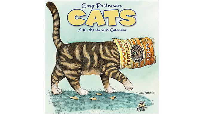 Day Dream Gary Pattersons Cats Mini Wall Calendar  (DDMN43)