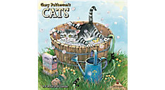 Gary Patterson's Cats 7x7 Mini Monthly Wall Calendar (Item # DDMN43)