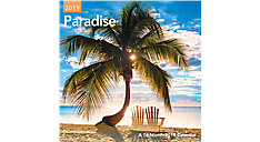 Paradise Mini Wall Calendar (Item # DDMN45)