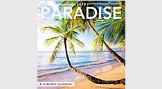 Paradise 7x7 Mini Monthly Wall Calendar (Item # DDMN45)