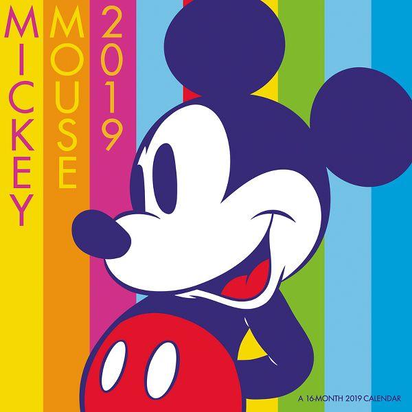 Day Dream Disney Mickey Mouse Mini Wall Calendar - Wall Calendars