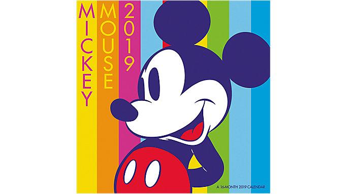 Day Dream Disney Mickey Mouse Mini Wall Calendar  (DDMN54)