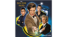 Doctor Who Mini Wall Calendar (Item # DDMN55)