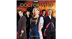 Doctor Who 7x7 Mini Monthly Wall Calendar (Item # DDMN55)