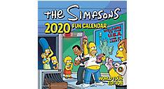 The Simpsons 7x7 Mini Monthly Wall Calendar (Item # DDMN60)