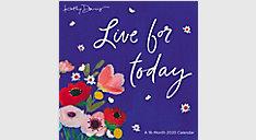 Kathy Davis 7x7 Mini Monthly Wall Calendar (Item # DDMN73)
