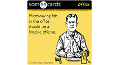 Someecards-Office Mini Wall Calendar (Item # DDMN84)