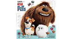 Secret Life of Pets Mini Calendar (Item # DDMN86)