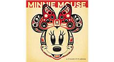 Minnie Mouse Mini Wall Calendar (Item # DDMN87)