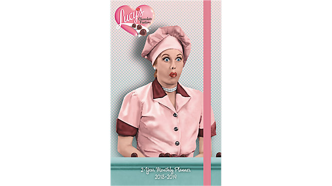 Day Dream I Love Lucy 2-Year Pocket Planner  (DDPP06)