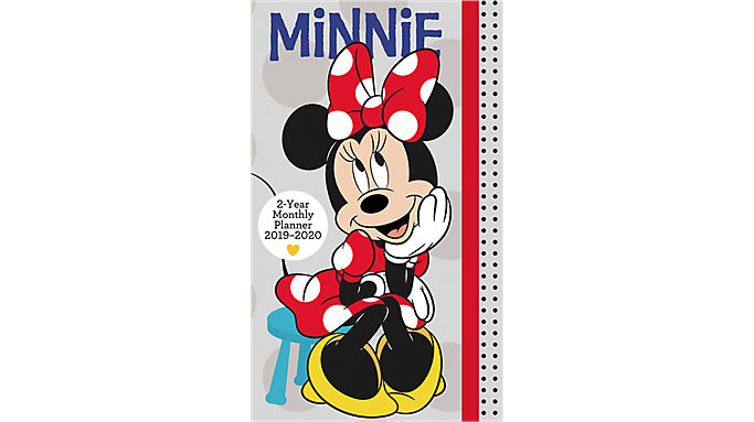 Day Dream Minnie Mouse 2-Year Monthly Pocket Planner  (DDPP21)