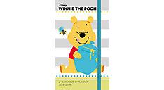 Disney Winnie The Pooh 2-Year Pocket Planner (Item # DDPP25)