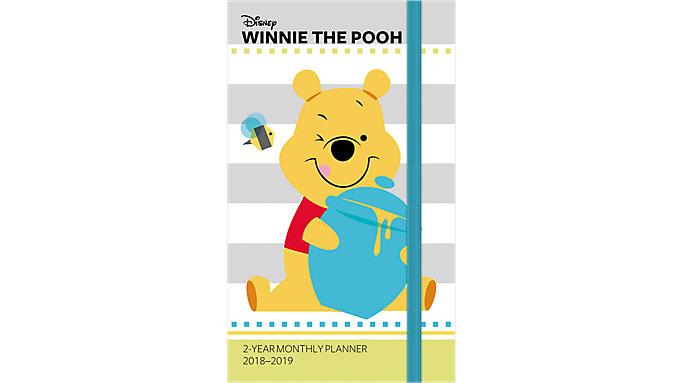 Day Dream Disney Winnie The Pooh 2-Year Pocket Planner  (DDPP25)