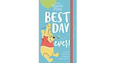Disney Winnie The Pooh 2-Year Monthly Pocket Planner (Item # DDPP25)