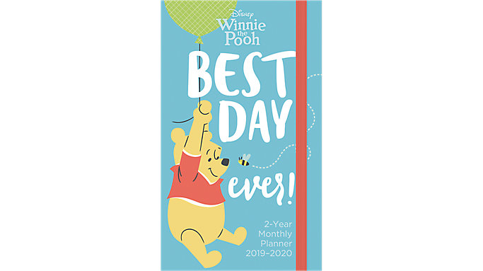 Day Dream Disney Winnie The Pooh 2-Year Monthly Pocket Planner  (DDPP25)