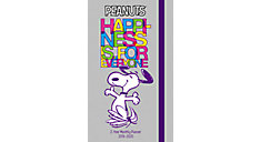Peanuts 2-Year Monthly Pocket Planner (Item # DDPP26)