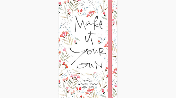 kathy davis 2 year monthly pocket planner ddpp28 day dream