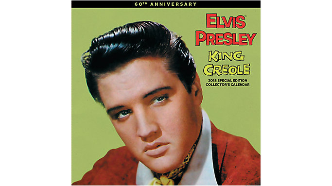 Day Dream Elvis Special Edition Wall Calendar  (DDSE07)