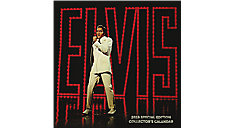 Elvis Special Edition Wall Calendar (Item # DDSE07)