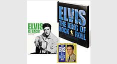 Elvis Presley 12x12 Special Edition Monthly Wall Calendar with Bonus Mini Calendar (Item # DDSE07)