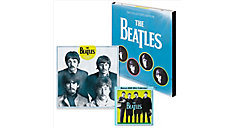 The Beatles 12x12 Special Edition Monthly Wall Calendar with Bonus Mini Calendar (Item # DDSE19)
