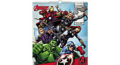 Marvel Avengers Assemble Special Edition Wall Calendar (Item # DDSE36)