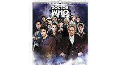 Doctor Who Special Edition Calendar (Item # DDSE65)