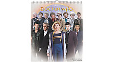 Doctor Who 13x15 Special Edition Monthly Wall Calendar (Item # DDSE65)