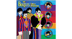 The Beatles Yellow Submarine Special Edition Wall Calendar (Item # DDSE86)