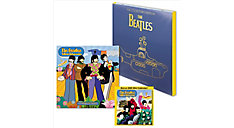The Beatles Yellow Submarine 12x12 Special Edition Monthly Wall Calendar with Bonus Mini Calendar (Item # DDSE86)